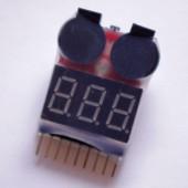 Вольтметр для литиевых аккумуляторов 2