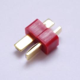 Т-образный разъем, папа (T plug, male)