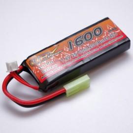 Аккумулятор Мини-тип 1600 мАч  7,4 В